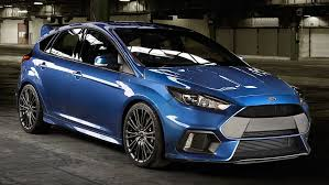 2015 ford focus rs. 2015 ford focus rs revealed rs t