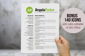 Resume Template Free Download Templates For Microsoft Word 2010