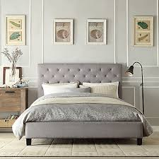 tufted bed. Tufted Bed U