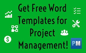 Project Management Template Word Top 5 Project Management Word Templates Projectmanager Com