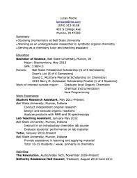 16 Good Resume Job Description How To Write A Resume For A