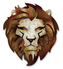 1 of 9only 3 available lion metal wall sculpture art contemporary home decor modern wall hanging
