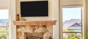 mounting a tv to your brick wall fireplace can be tricky however if you follow the steps below you can have your tv functional in no time