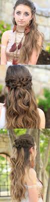 Prom Hair Style Up 25 easy halfup halfdown hairstyle tutorials for prom the goddess 7584 by wearticles.com