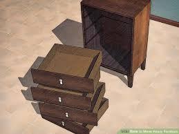 3 Ways to Move Heavy Furniture wikiHow