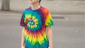 タイダイでつくる夏のオリジナルオリジナルのスウェットtシャツなど