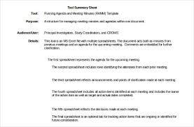 Meeting Summary Sample 13 Meeting Itinerary Templates Doc Pdf Free Premium