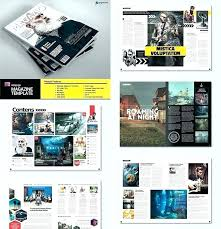 e magazine templates free download magazine cover template 4 in 1 best templates adobe free