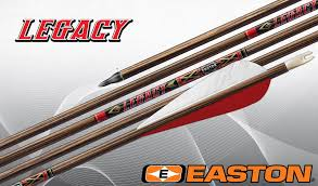 Xx75 Arrow Chart Legacy Easton Archery
