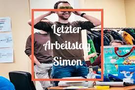 Weltreise Mein Letzter Arbeitstag Simon Berichtet