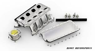 Tech Feature: Custom Racing Intake Manifolds