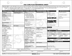 Cna Charting Cna Charting Forms