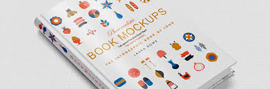 30 convenient book cover mockups for free