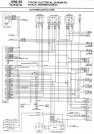 toyota pickup wiring schematic images toyota pickup parts 93 toyota camry electrical schematics wiring diagram schematic