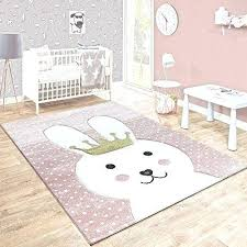 pink rugs for bedroom details about girls rug nursery carpet kids cute animals soft new mats pink rugs