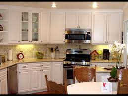 kitchen cabinets extraordinary spray kitchen cabinets cost