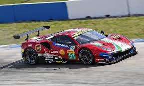 Real racing 3 ferrari 488 gte evo (af corse) championship limited time series overview. The Colourful 2019 Ferrari 488 Racers Tofm