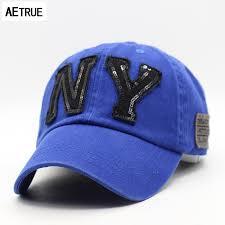 2016 <b>New Baseball Cap Men</b> NY Hats For <b>Men</b> Snapback Caps ...