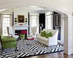Living room - transitional living room idea in DC Metro with black walls