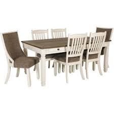 bolanburg 7 piece dining set
