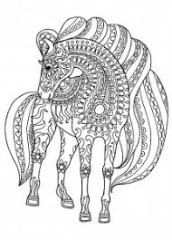There are only four basic horse colors. Horses Free Printable Coloring Pages For Kids
