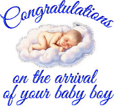 Congratulations For A Baby Boy Birth Of A Baby Congralations From Congratulations