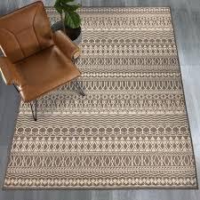 best stain resistant rug material washable pet area espresso indoor outdoor 8 x