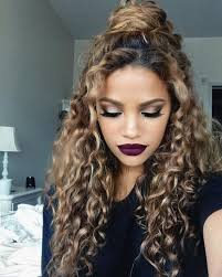Hairstyles For Thick Curly Hair 66 Best 24 Gorgeous YouTube Tutorials That Are Perfect For People With Curly