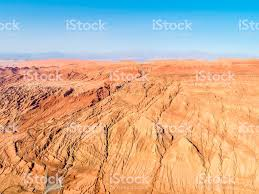 The Flaming Mountains Are Barren Eroded Red Sandstone Hills In Tian Shan  Mountain Range Xinjiang China Stock Photo - Download Image Now - iStock