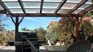 plastic roofing panels installation
