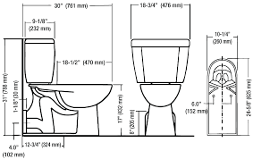 elongated bowl toilet dimensions. round bowl toilet dimensions designs elongated e