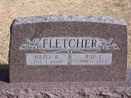 Ray Ivan Fletcher (1899-1954) - Find A Grave Memorial