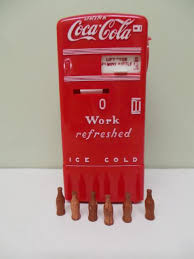 Coca Cola Vending Machine Customer Service New ICollect48 Online Vintage Antiques And Collectibles 48