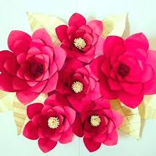 Tissue Paper Flower Wall Art Tissue Paper Flower Wall Art Craft My How To Make Images