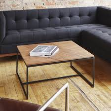 Coffee Table Square Tobias Coffee Table Square Accent Tables Gus Modern
