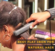 best flat iron for natural hair 2021