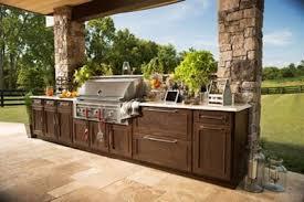 trex outdoor kitchen