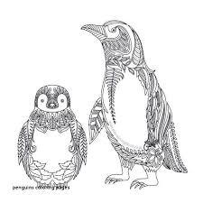 Coloring Pages Baby Penguins Unique Penguins Coloring Pages Best