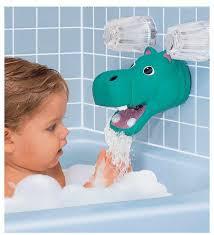 Amazon.com : Kel-Gar Tubbly Bubbly - Hippo : Childrens Bathroom ...