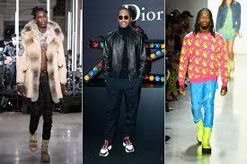 Designer Brands Rappers Wear How Hip Hop And Fashion Brands Started Working Together Xxl