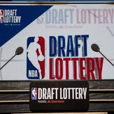winning the 2020 NBA Draft Lottery ...