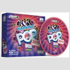 Charts Hits 2016 Details About Karaoke Cdg Discs Zoom Pop Box Hits 2016 2017 240 Chart Hits 12 Cd G Discs