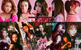 Red Velvet 2018 Wallpapers - Wallpaper Cave