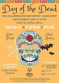 Halloween Costume Contest Flyer For Work