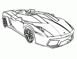 Free Printable Race Car Coloring Pages Coloring Home