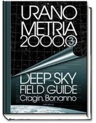 Uranometria 2000 0 Vol 3 Deep Sky Field Guide