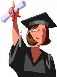 young female graduate holding a diploma royalty clipart picture a young female graduate holding a diploma royalty clipart picture