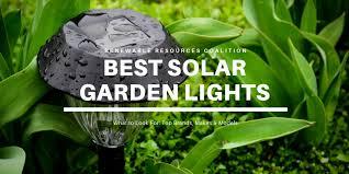 6 best solar garden lights 2019 rankings reviews sunklly brightech azirier