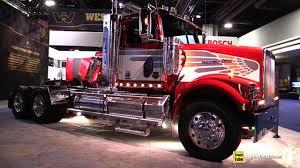 2018 Western Star 4900 SF Tractor - Walkaround - 2017 NACV Show Atlanta