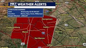 Check spelling or type a new query. Warnings Watches Issued After Heavy Rains Hit Central Texas